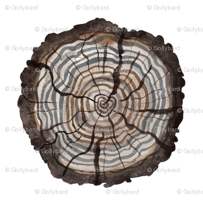 Logs -Woodland Collection