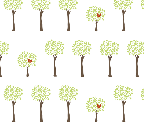 country_woods fabric by christiem on Spoonflower - custom fabric