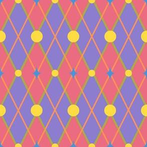 GoGirlArgyle-PinkPurple