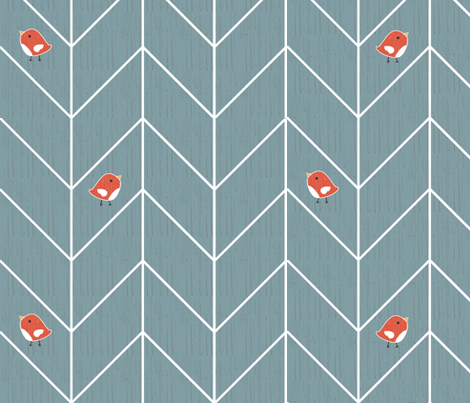 herringbone fabric by christiem on Spoonflower - custom fabric