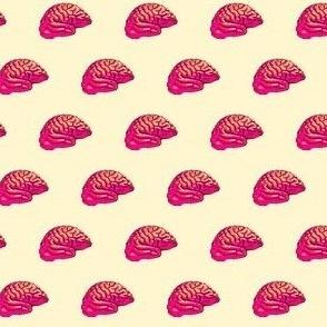 Pink brains