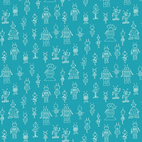 Little Robots Blueprint