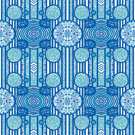 FloridaHoliday2_#14 fabric by tallulahdahling on Spoonflower - custom fabric