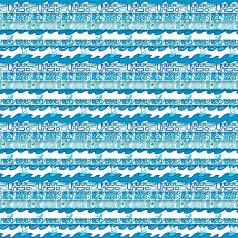 FloridaHoliday_12 fabric by tallulahdahling on Spoonflower - custom fabric