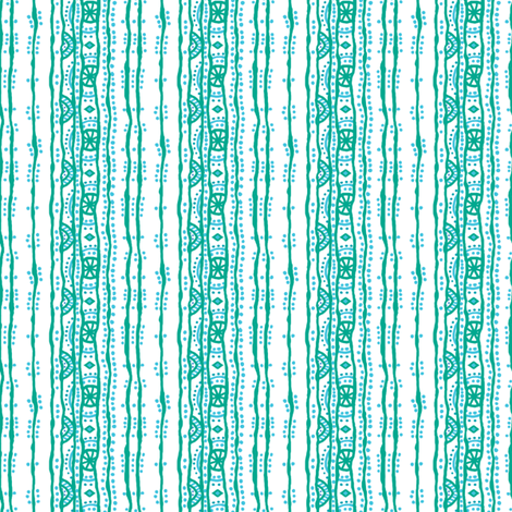FloridaHoliday_13 fabric by tallulahdahling on Spoonflower - custom fabric