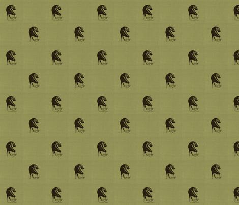 fabricrepeatGreen fabric by kotchfam on Spoonflower - custom fabric