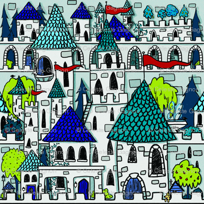 Blue Castle Kingdom