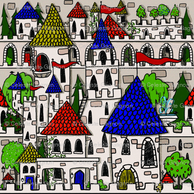 Castle and Kingdom