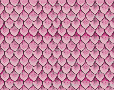 Pink Dragon Scales