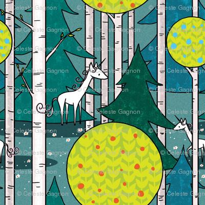 Enchanted Forest Unicorn