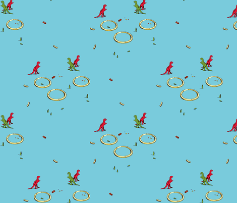 Let's Play! fabric by joybucket on Spoonflower - custom fabric