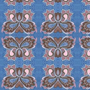 Flutterby Butterfy in blue