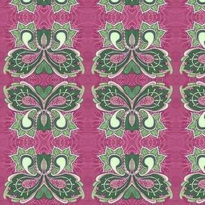 Flutterby Butterfy in magenta