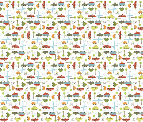 Kaeden's print fabric by emilyb123 on Spoonflower - custom fabric