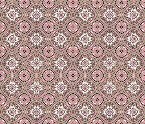 Pink Spring fabric by captiveinflorida on Spoonflower - custom fabric