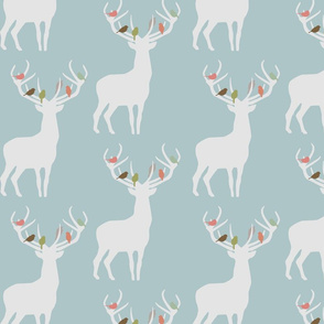 not_alone_winter_spoonflower