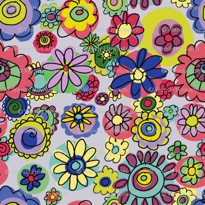 Bonkers Flowers