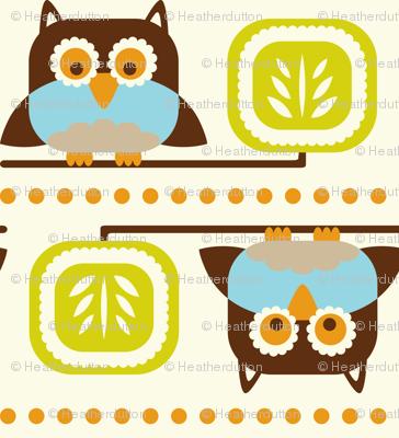 Owl Town Cream