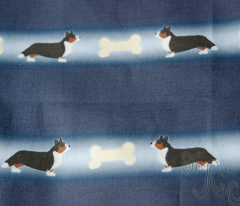 Small Cardigan Welsh Corgi border