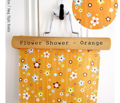 Flower Shower Orange