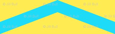 chevron lemon ©2012 Jill Bull