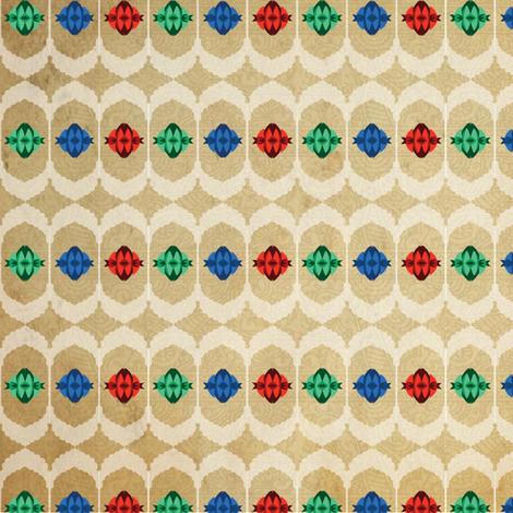 Windows_Lotus_2 fabric by sadie_lou on Spoonflower - custom fabric