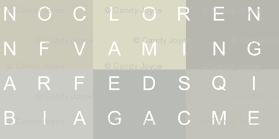 Wallpaper Sample Colours