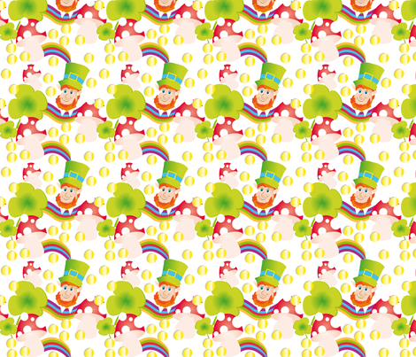 St fabric by grafinchen on Spoonflower - custom fabric