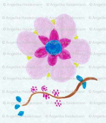 Flora Flower Japal
