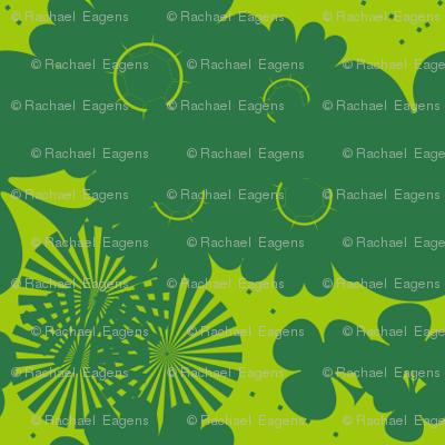 GREEN SHADES