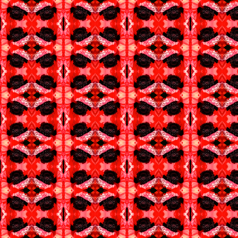 Poppy fabric by lil_bit_brit on Spoonflower - custom fabric