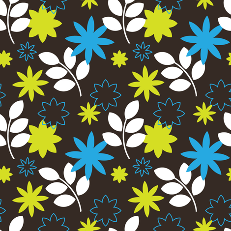 Chic home fabric by martinaness on Spoonflower - custom fabric