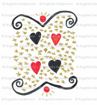 Flora Flower Heart