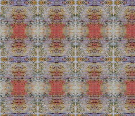 Wax Beauty IX fabric by janied on Spoonflower - custom fabric