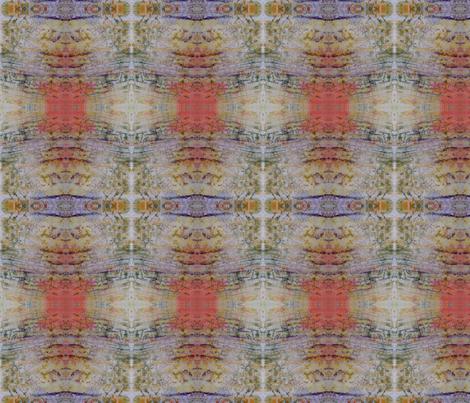 Wax Beauty IX fabric by janied on Spoonflower - custom fabric