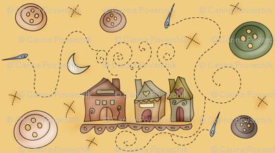 Her embroidery neighborhood