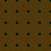 Egyptian style pattern