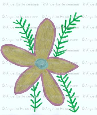 Flora Flower Stargold