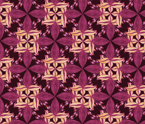 Plum Creek 1 fabric by project_design on Spoonflower - custom fabric