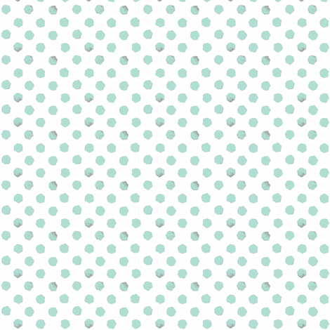 dotty fabric by housewrenstudio on Spoonflower - custom fabric