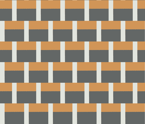 Stripes Every Which Way fabric by susaninparis on Spoonflower - custom fabric