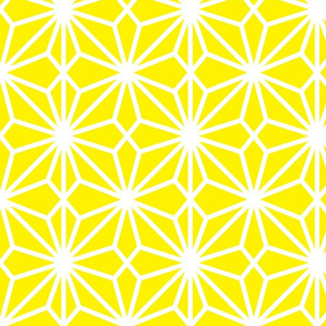 Flower Lattice Lemon