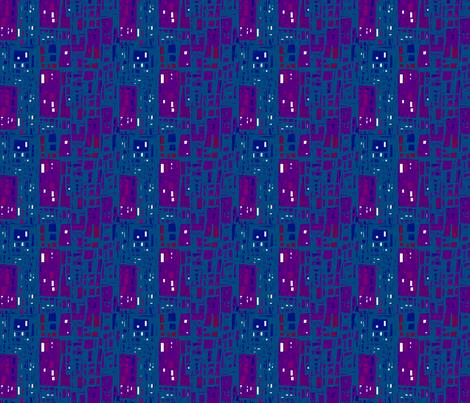 tealstreet fabric by home_spun on Spoonflower - custom fabric