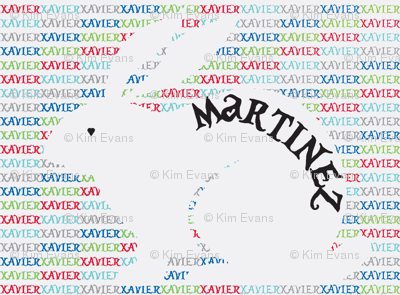 Xavier's White Rabbit