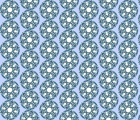 Tumbling Flakes fabric by cricketswool on Spoonflower - custom fabric