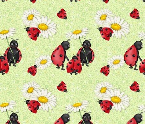 Rrrladybugsfloralgreenyellow-seamless_shop_preview