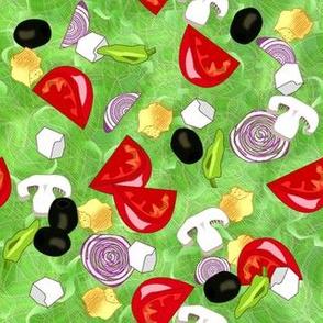 ©2011 Tossed Salad