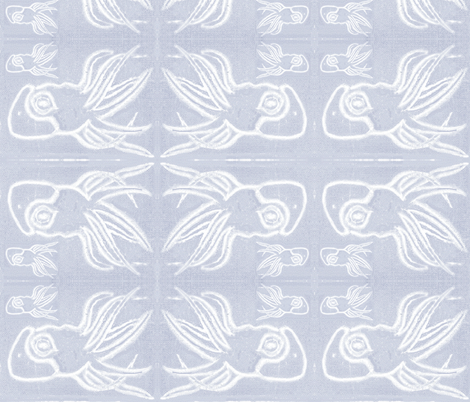 OctopusNursery fabric by micheleoue on Spoonflower - custom fabric