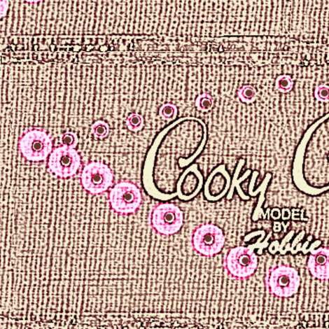 cooky / burlap fabric by paragonstudios on Spoonflower - custom fabric