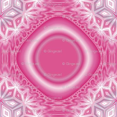 Scillia in Pink © 2009 Gingezel™ Inc.